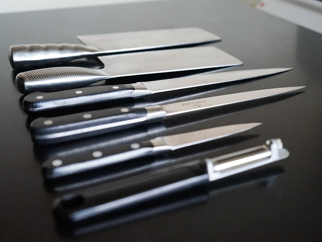 Comment choisir ses couteaux de cuisine ?