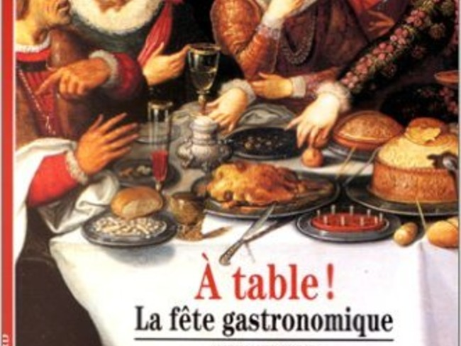 A table ! La fête gastronomique