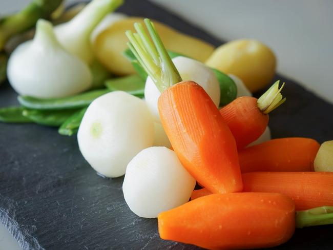 Proportions et grammages des légumes