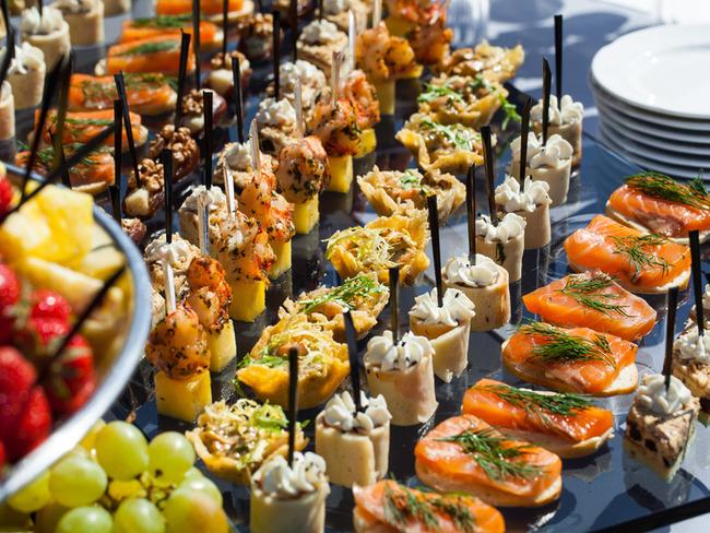 Idée Recette Buffet Froid Original Préparer un buffet   Idées, recettes et conseils pour réaliser de