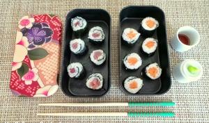 Sushis et makis, le Japon à notre table