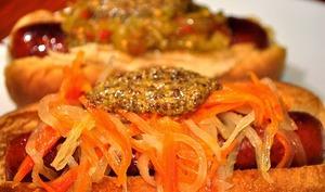 Pickles vietnamiens, carottes et radis blanc, navet long