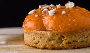 Tartelettes simplissimes à l'abricot