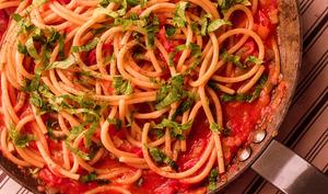 La pasta al pomodoro de Nadia Santini