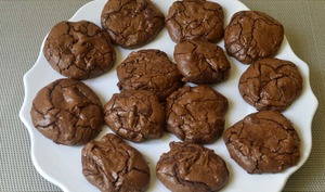 Biscuits brownies