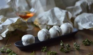 Macarons de champignons