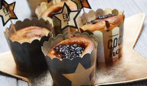 Muffins au foie gras