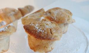 Muffins Poire-Coco