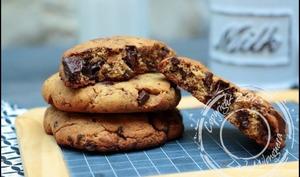 American cookies aux pépites de chocolat