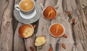 Muffins à la poudre d'amande
