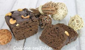 Moelleux au chocolat et au potimarron