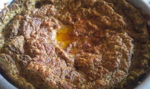 Gâteau de foie de volaille à l'ancienne