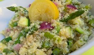 Le quinoa, qui n'en veut ?