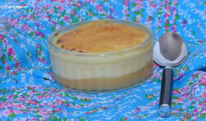 Crèmes brûlées aux coings
