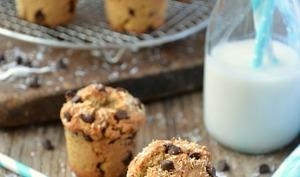 Muffins chocolat et coco