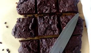 Brownies fondants aux dattes