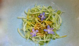 Fenouil aux fleurs de bourrache