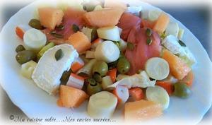 Le plein de salades ensoleillées !
