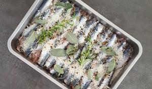 Sardines en cuisine
