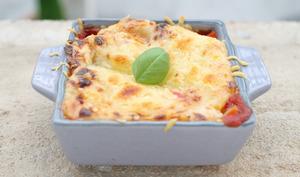 Les lasagnes du chef