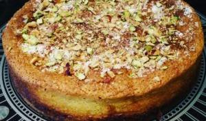 Petite variation autour d'une tarte Bourdaloue