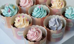 Cupcakes mania !