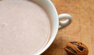 Chocolat chaud antillais