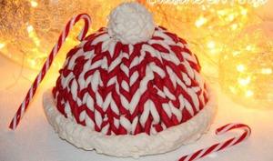 Hood christmas cake
