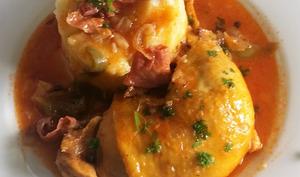 Poulet au poivre de Sichuan