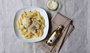 One pot pasta au chou-fleur