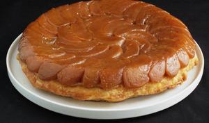 L'incroyable tarte tatin de Christophe Michalak