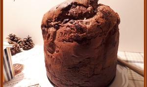 Panettone au chocolat