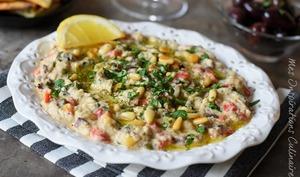 Caponata sicilienne aux légumes