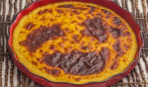 Flan pâtissier sans pâte de Ponpon