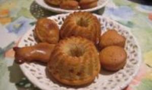 Petits gâteaux express à la cannelle