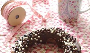 Savarin tout chocolat