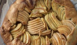 Le péché du mercredi : la tarte aux pommes !
