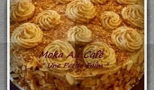 Moka au café