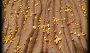 Tarte renversée banane chocolat