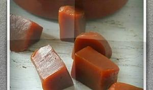 Caramels mous 1ère version