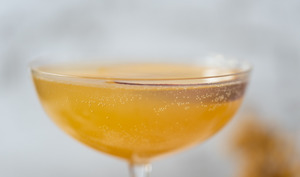 Cocktail au ratafia champenois
