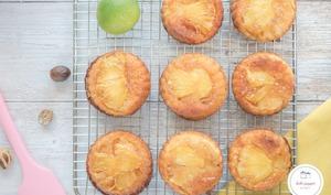 Gâteau à l'ananas antillais