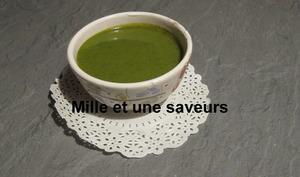 Soupe de légumes et orties
