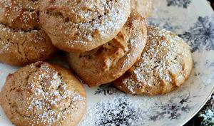 Cookies de Noël pain d'épices