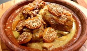 Tanjia Marocaine de canard pour les fêtes