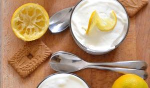 Cheesecake au citron bergamote