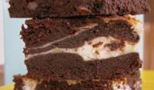 Brownie Chocolat / Vanille