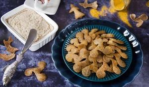 Chips de sarrasin au kari gosse