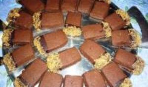 Bûchettes au Chocolat