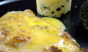 Filets de turbot au beurre blanc
